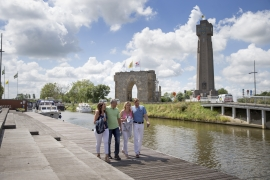 Diksmuide portus haven