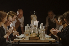 The Table by Ariane - hotel - Ieper - Westhoek - gastronomtie - culinaire verwennerij