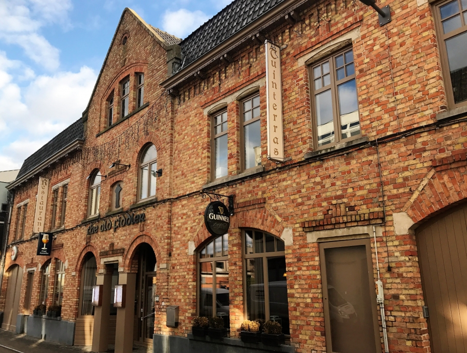 The Old Fiddler - Irish Pub - Poperinge - Westhoek
